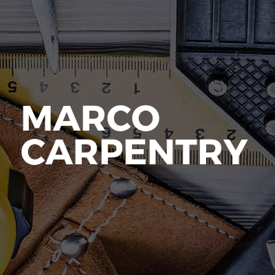 Marco Carpentry