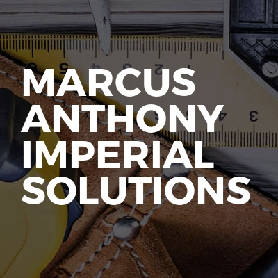 Marcus Anthony Imperial Solutions