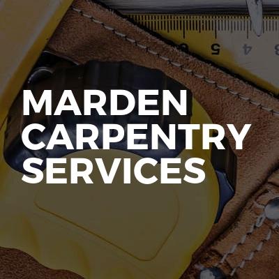 Marden Carpentry Services