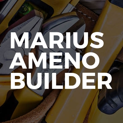Marius ameno builder