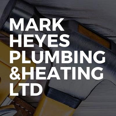 Mark Heyes plumbing &heating ltd