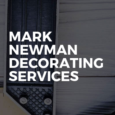 Mark Newman Decorating Services