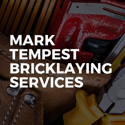Mark Tempest Bricklaying Services