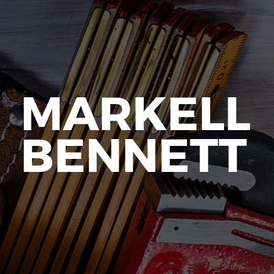 Markell Bennett
