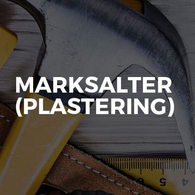MARKSALTER (PLASTERING)