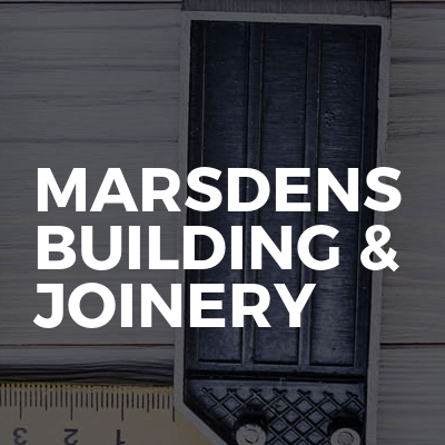Marsdens Building & Joinery