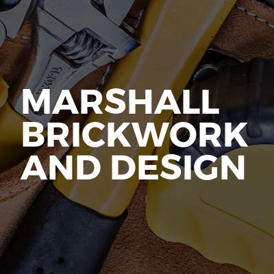 Marshall Brickwork And Design