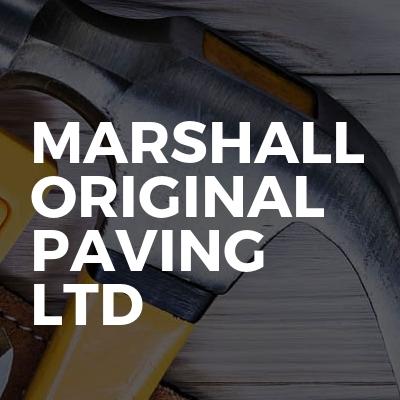 Marshall original paving ltd