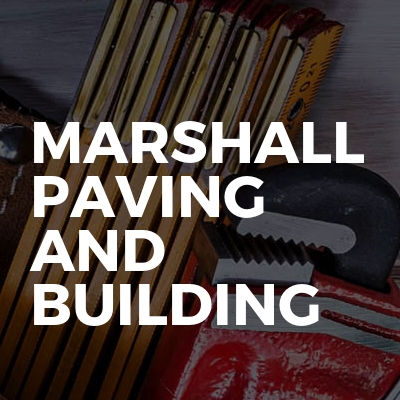 Marshall Paving And Building