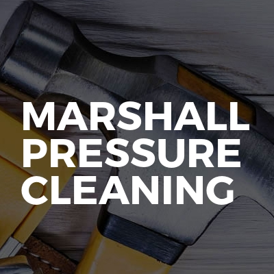 Marshall Pressure Cleaning