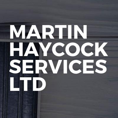 Martin Haycock Services Ltd