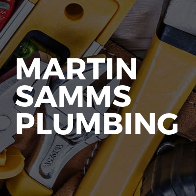 Martin Samms Plumbing