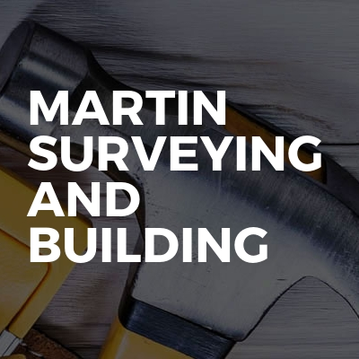 Martin surveying and building