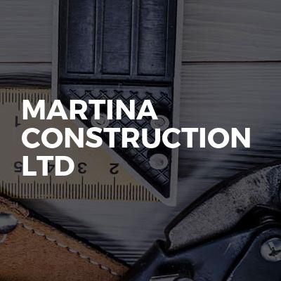 Martina Construction Ltd