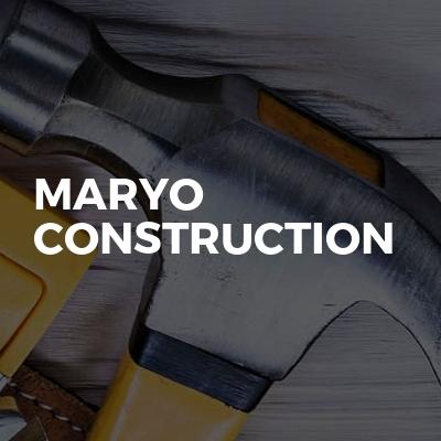 Maryo construction