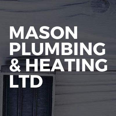 Mason Plumbing & Heating Ltd