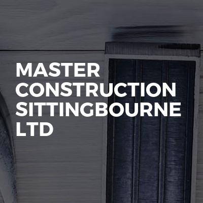 Master Construction sittingbourne LTD