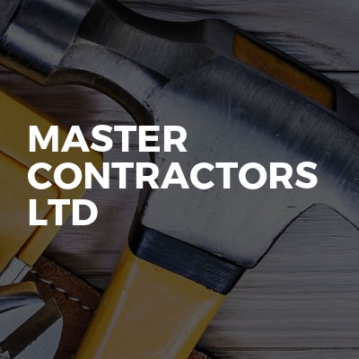 Master Contractors Ltd