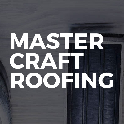 Master craft roofing