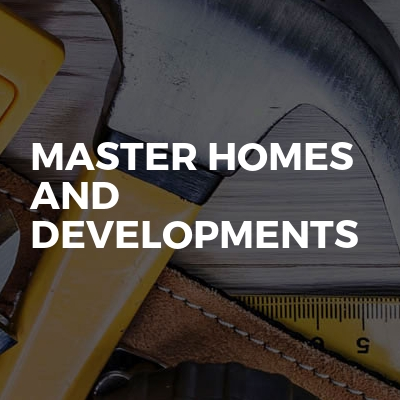 Master Homes and Developments