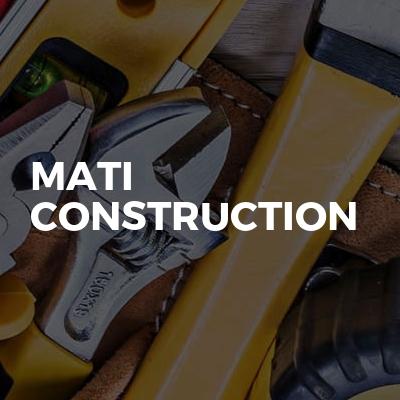 Mati Construction