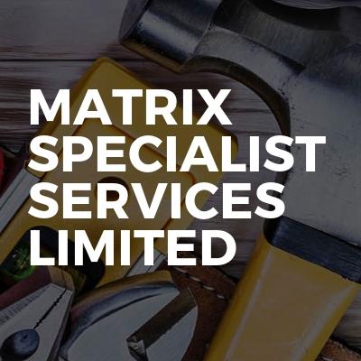 Matrix specialist services limited