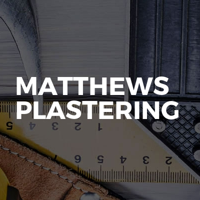 Matthews plastering