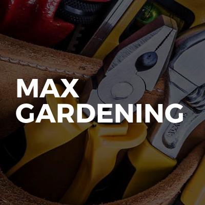 Max Gardening