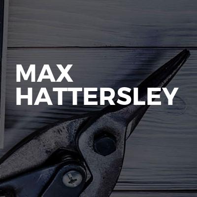 Max Hattersley