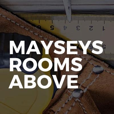 Mayseys Rooms Above
