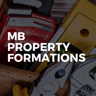 MB PROPERTY FORMATIONS