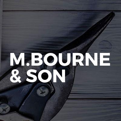 M.Bourne & Son