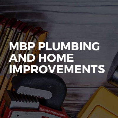 MBP Plumbing And Home Improvements