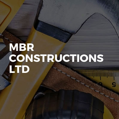MBR constructions ltd