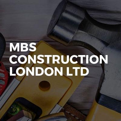 MBS CONSTRUCTION LONDON LTD