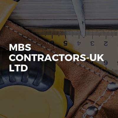 MBS CONTRACTORS-UK LTD