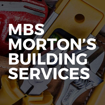 MBS Morton's building services
