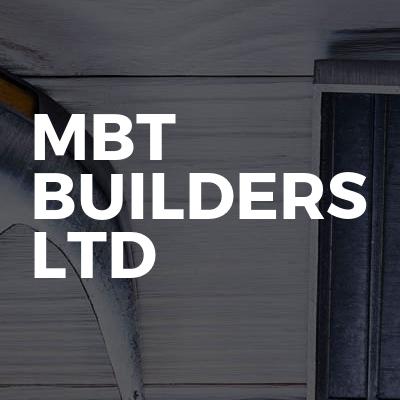 MBT BUILDERS LTD