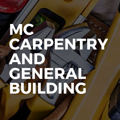 MC Carpentry and General Building