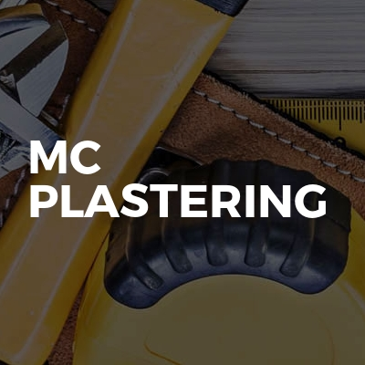 Mc plastering