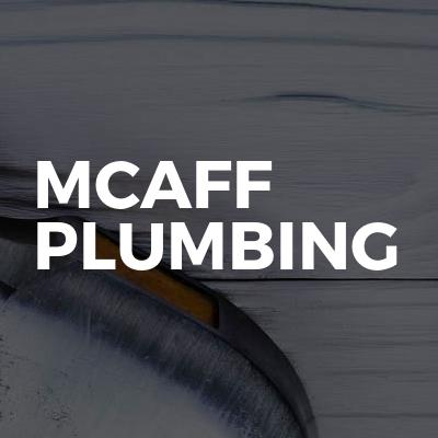 Mcaff Plumbing
