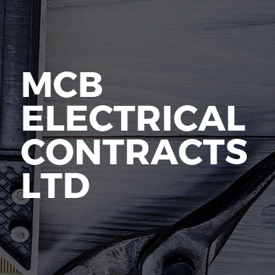 Mcb Electrical Contracts Ltd