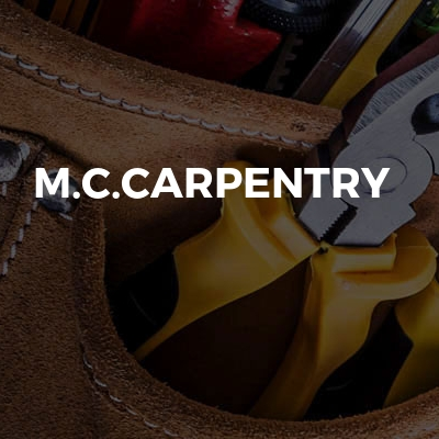 M.c.Carpentry