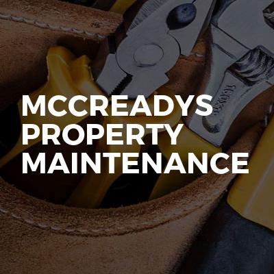 Mccreadys Property Maintenance