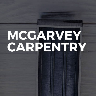 Mcgarvey Carpentry