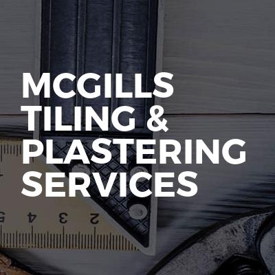 Mcgills Tiling & Plastering Services