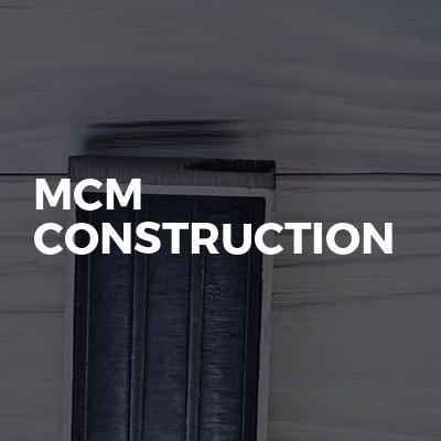 MCM Construction