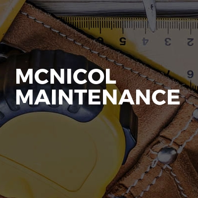 McNicol Maintenance