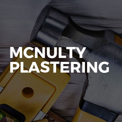 Mcnulty Plastering