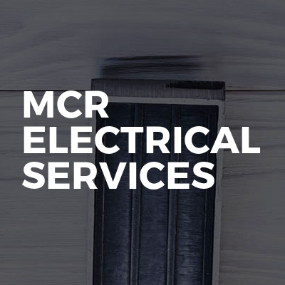 Mcr Electrical Services